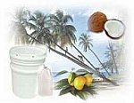 Coconut Mango Lotion 5 Gallons