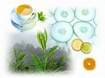 Citrus Tea & Cucumber Scented Products