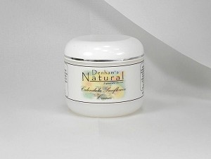 Calendula & Sunflower Cream 4oz